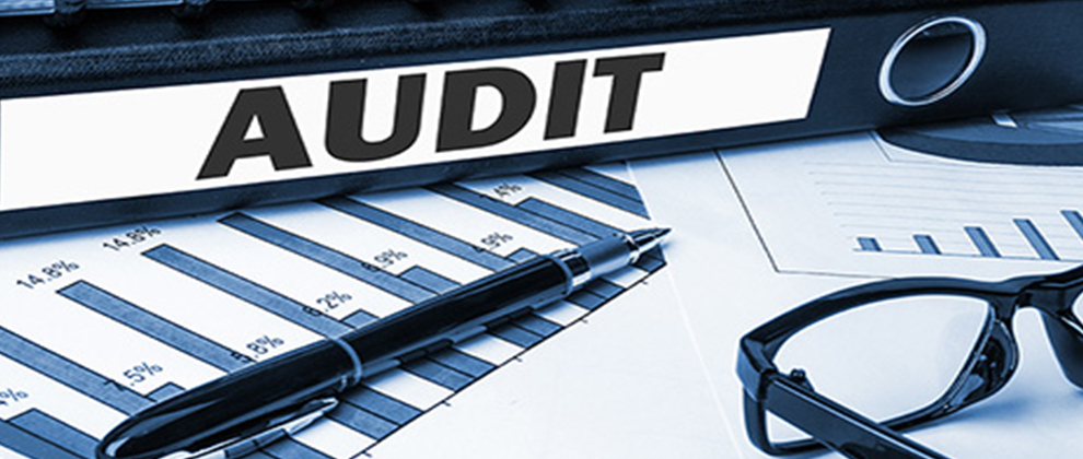audit done by our experts.